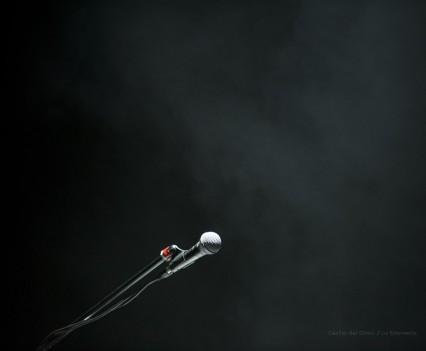 concierto de eugenia leon en teatro metropolitan ciudad de méxico en 2012 con fotografía de cecilia del olmo la estantería en vivo eugenio toussaint enrique nery