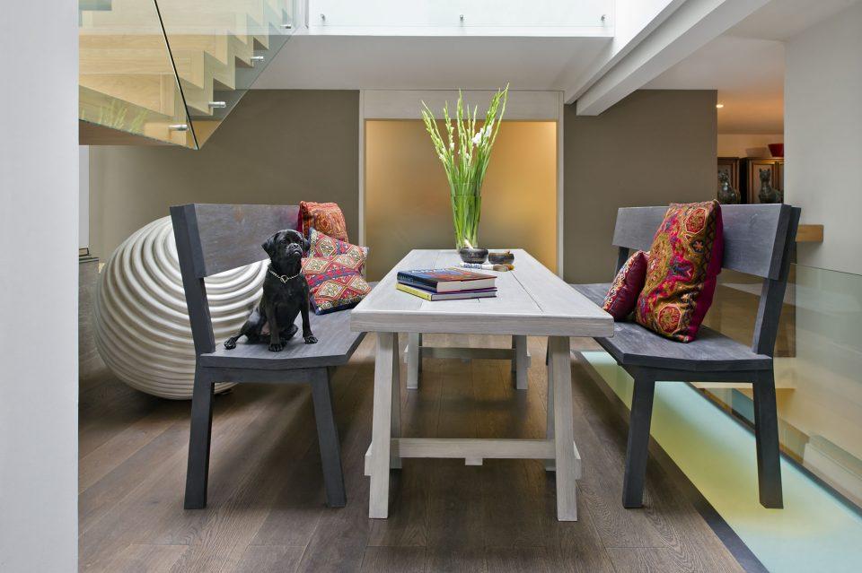 Proyecto de fotografia publicitaria e interiorismo realizado para Lombardi muebles CDMX